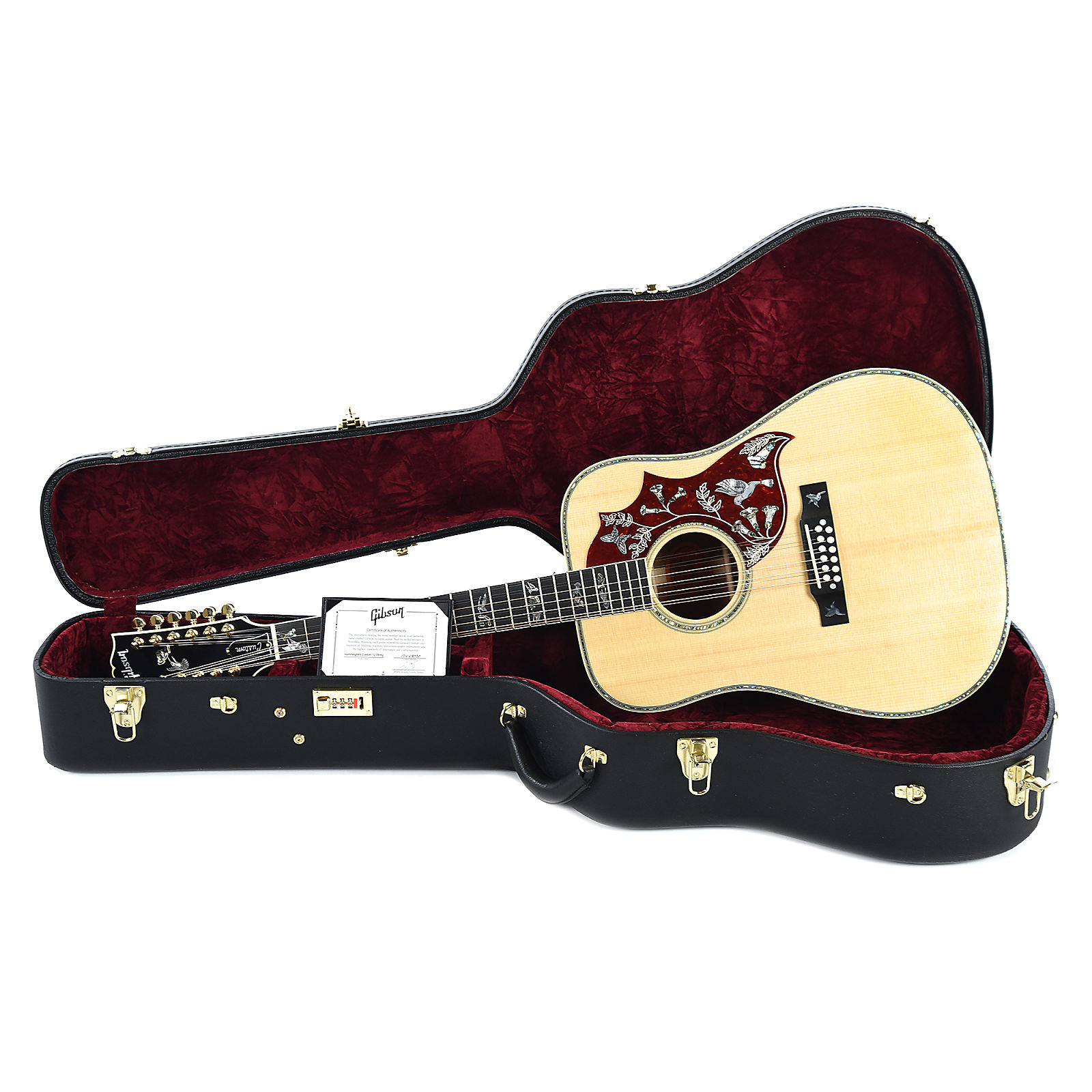 Acoustic Electric Guitars Musical Instruments & Gear Gibson J-29 Mint Montana Rosewood Acoustic-electric Guitar Antique Natural Skilful Manufacture
