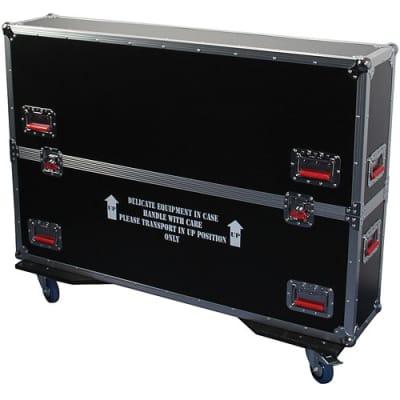 """Gator G-TOURLCDV2-4350 G-Tour 43-50"""" LCD / Plasma Monitor ATA Road Case"""