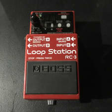 Boss RC-3 Loop Station Looper (RC-1, Rc-2, Rc-30)