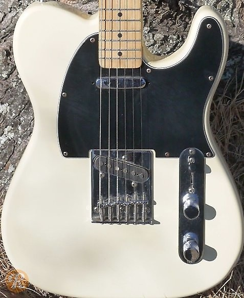 squier standard telecaster mik 1993 blonde price guide reverb. Black Bedroom Furniture Sets. Home Design Ideas