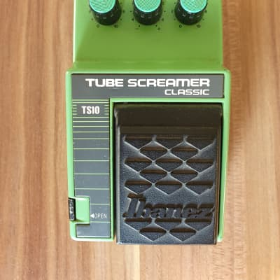 Ibanez TS-10 Tube Screamer made in Japan
