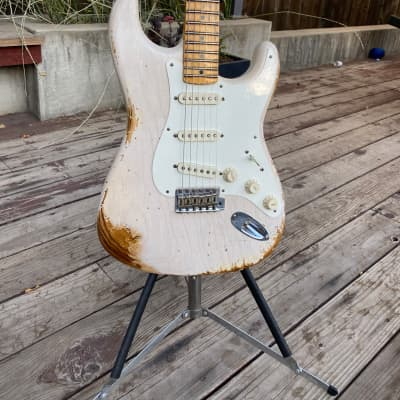 Fender Stratocaster Custom Order '56 Heavy Relic 2019 Blonde for sale