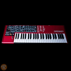 Nord Lead 4 49-Key Polyphonic Synthesizer