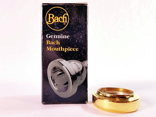 Bach Screw-Rim Bass Trombone Mouthpiece - Rim Only 1786B3GW23