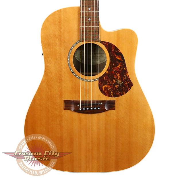 used maton est60c stage electric dreadnought acoustic guitar reverb. Black Bedroom Furniture Sets. Home Design Ideas