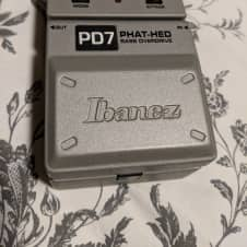 Ibanez PD7 Phat-Hed Bass Overdrive Pedal
