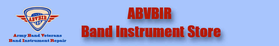 Army Band Vet's Band Instrument Repair Outlet