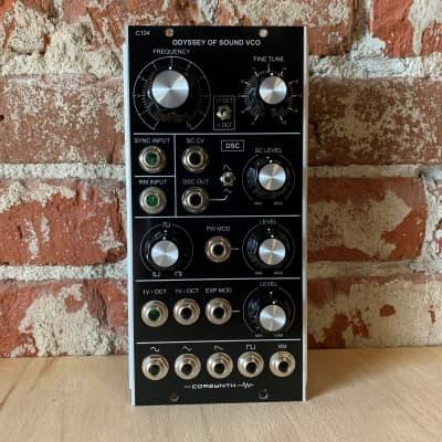 Corsynth - C104: Odyssey of Sound VCO