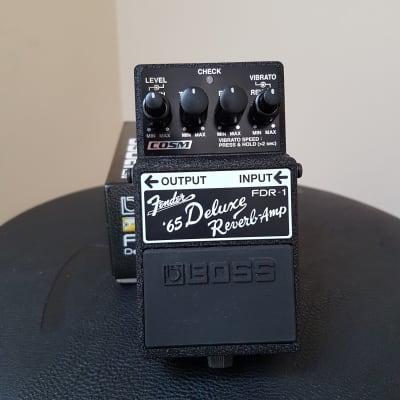 Boss FDR-1 Fender '65 Deluxe Reverb Amp Pedal for sale