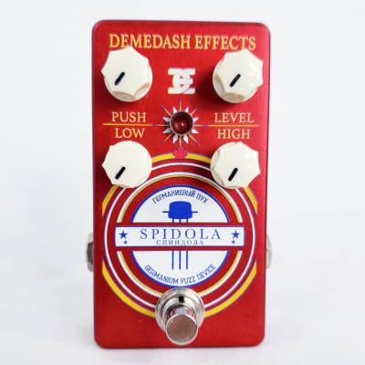 Demedash Effects Spidola Germanium Fuzz