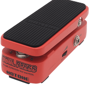 Hotone Soul Press 3-in-1 Pedal In A Smart Compact Size for sale