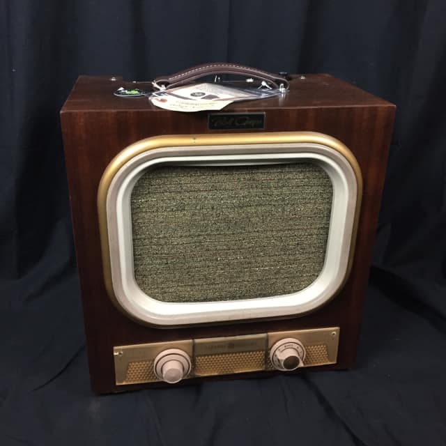 1950'S GE TV Tube Guitar Amp by Ball Amps image