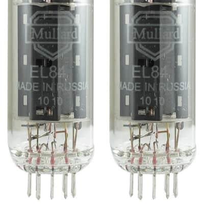 Mullard Reissue Power Vacuum Tube, EL84, Matched Pair