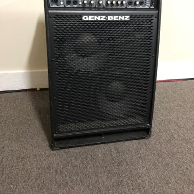 Genz Benz Contour 500 Bass Amp Combo for sale