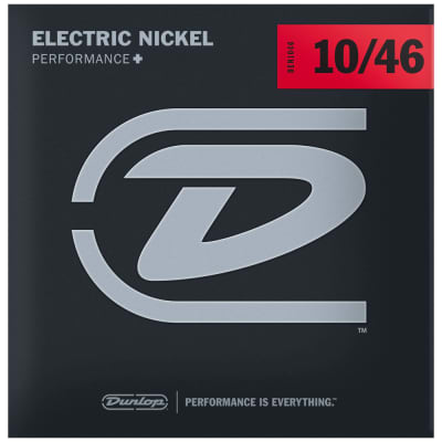 Dunlop Performance+ Electric Guitar Strings 10-46, DEN1046