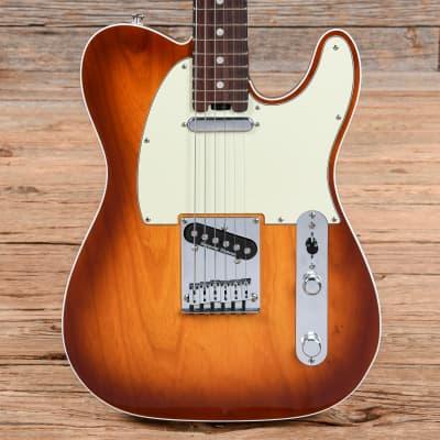 Fender American Elite Telecaster Tobacco Sunburst 2017 (s384)