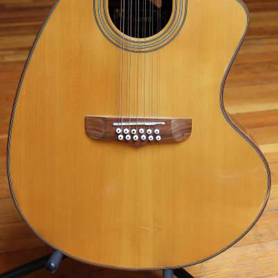 Giannini GWSCRA12 Craviola 12-String for sale