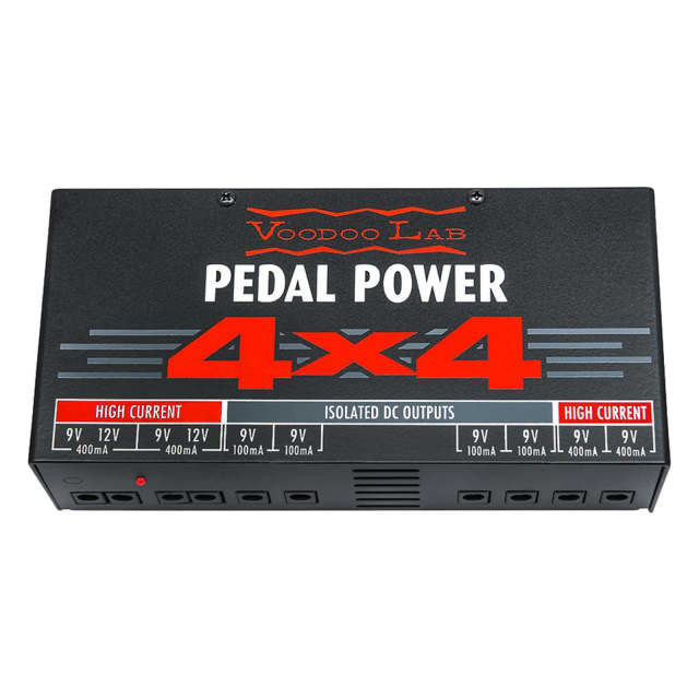 Voodoo Lab Pedal Power 4X4 Power Supply image