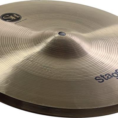 Stagg 10 Inch SH Regular Medium Hi-Hat Cymbals - Pair - SH-HM10R