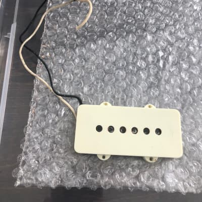 Fender Jazzmaster Road Worn American Vintage Pickup Neck  2018 Parchment