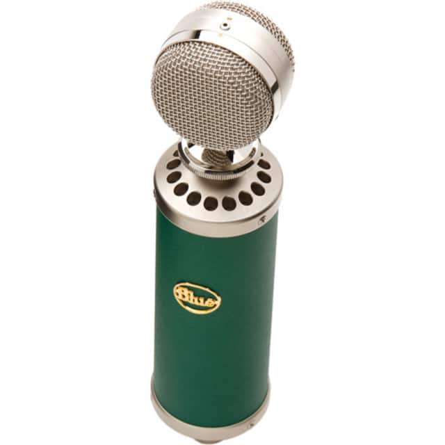 Blue Kiwi Large Condenser Mic, New, Free Shipping image