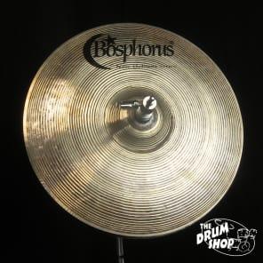 """Bosphorus 13"""" New Orleans Series Hi-Hat Cymbals (Pair)"""