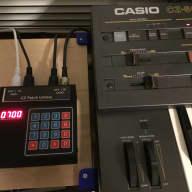 CZPL Casio CZ Series Memory Module for CZ-101, CZ-5000, CZ-1000, CZ-1, CZ-230S