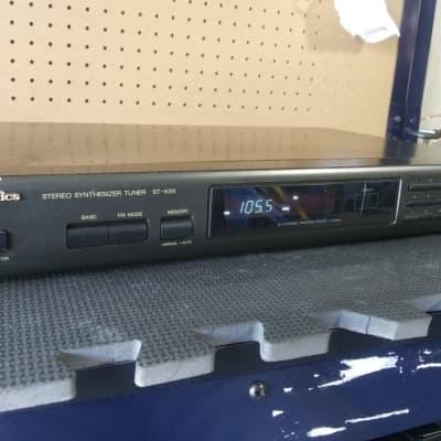 Technics Stereo Synthesizer Tuner ST-K55
