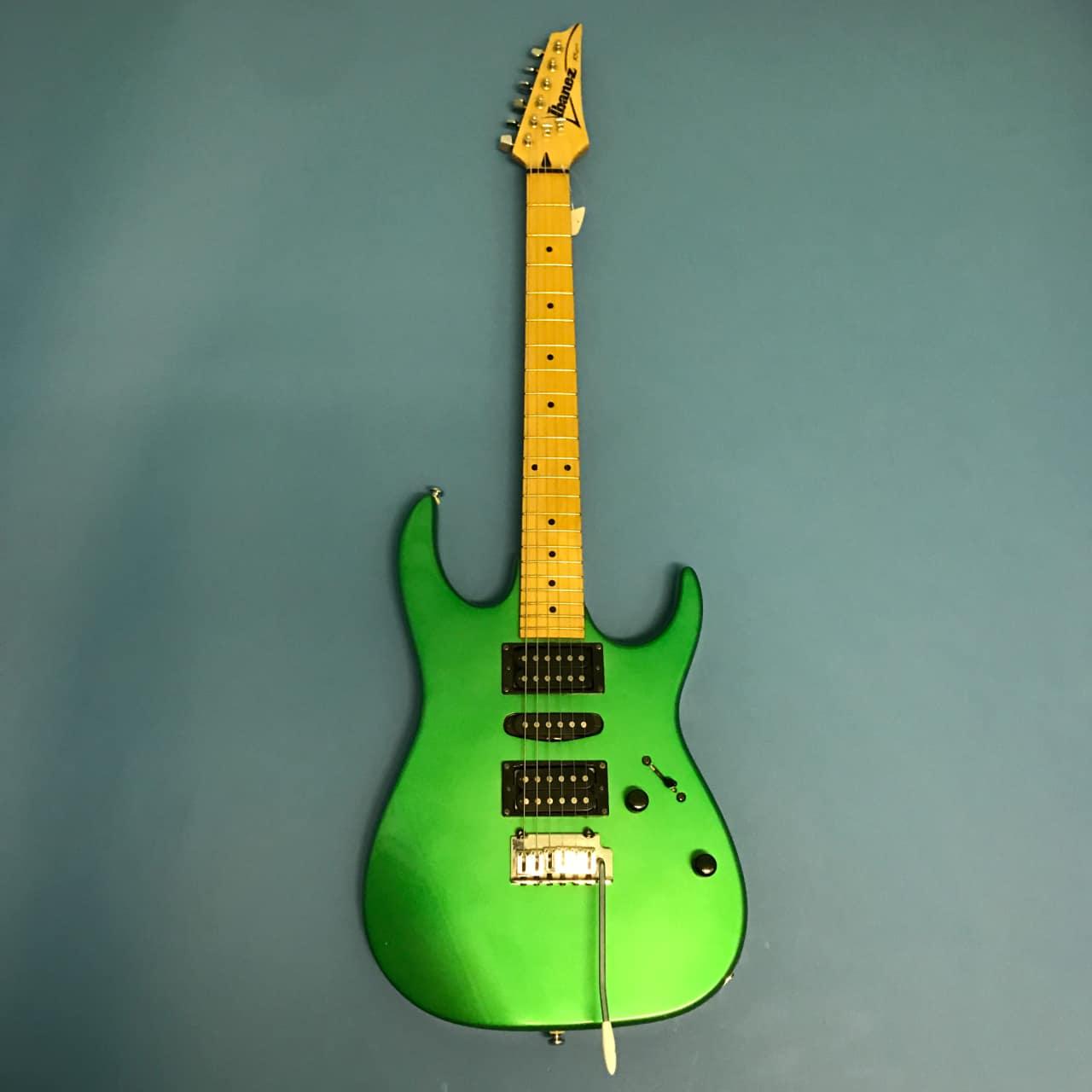 ibanez rx170 green electric guitar reverb. Black Bedroom Furniture Sets. Home Design Ideas