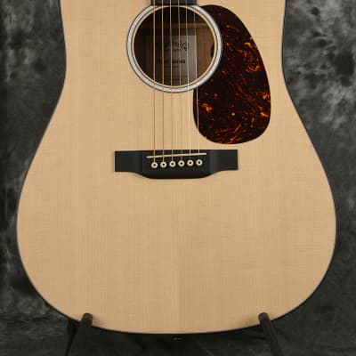 Martin D-10E Acoustic Electric Dreadnought w  Deluxe Gigbag Included Natural w FAST n FREE Shipping for sale
