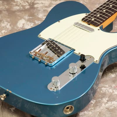 Fender USA Custom Shop 1963 Telecaster NOS Lake Placid Blue - Shipping Included* for sale