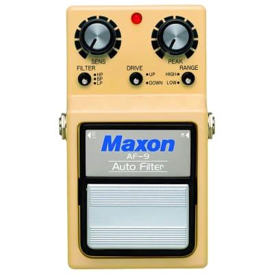 Maxon AF-9 Auto Filter FX Pedal for sale
