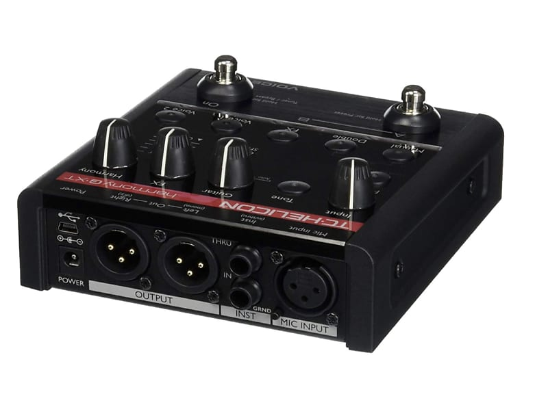 tc helicon voicetone harmony g xt performance harmony and reverb. Black Bedroom Furniture Sets. Home Design Ideas