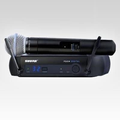 Shure PGXD24/BETA58 Digital Wireless Handheld Microphone System