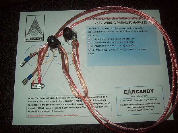 Series Parallel Speaker Wiring Diagram Moreover 2 Ohm Subwoofer Wiring