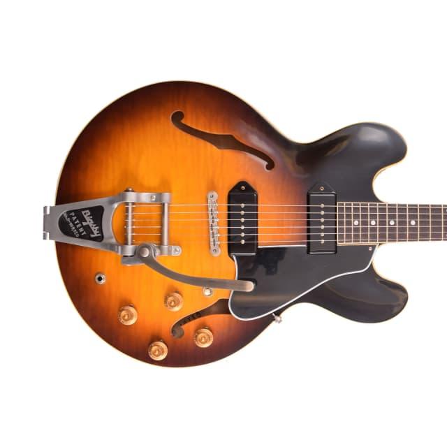 Gibson 1961 ES-330 TD Figured VOS Vintage Burst image