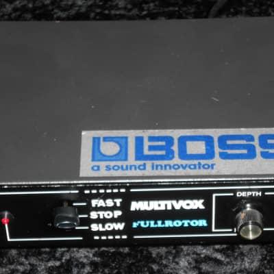 Multivox (i. e. Hillwood)  MX-2 Full Rotor Leslie Speaker Simulator 1980 (?) for sale