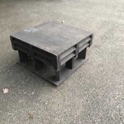 Unknown rotary speaker. Leslie? Black for sale