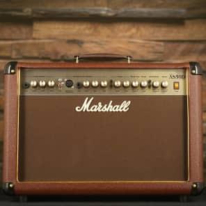 Marshall AS50D 50-Watt 2x8 Acoustic Combo Amp
