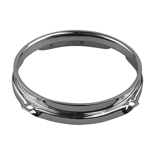 Shaw Chrome Triple Flange Drum Hoops