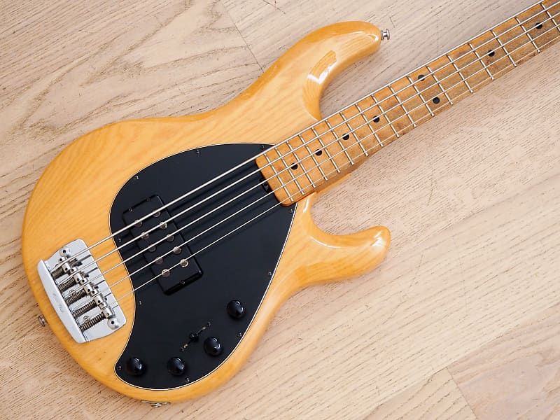 1998 ernie ball music man stingray 5 h electric bass guitar reverb. Black Bedroom Furniture Sets. Home Design Ideas