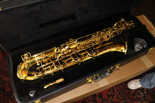Yanagisawa B-991 Professional Baritone SAxophone RANGE TO LOW A MINT!