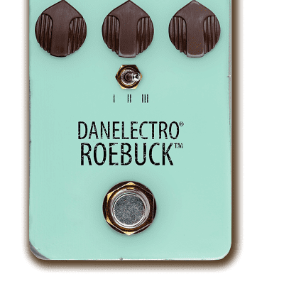 Danelectro Roebuck Distortion Pedal ROE-1 for sale