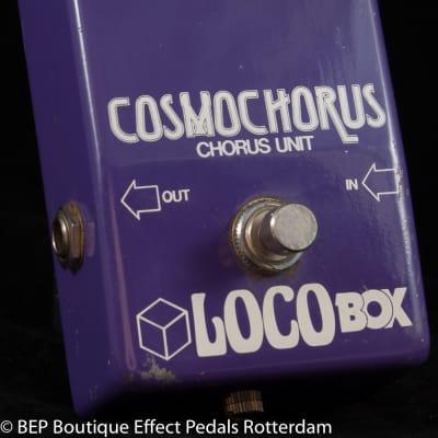Loco Box Cosmochorus late 70's  Japan