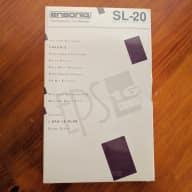Ensoniq SL-20 French Horns floppy disk set for ASR/EPS/TS