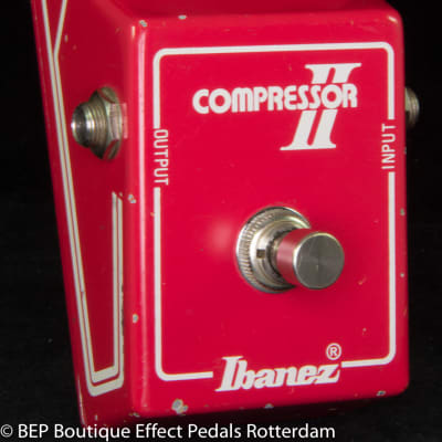 Ibanez CP-835 Compressor II 1979 Narrow Box Version 2 with Flying Fingers plus Power Jack