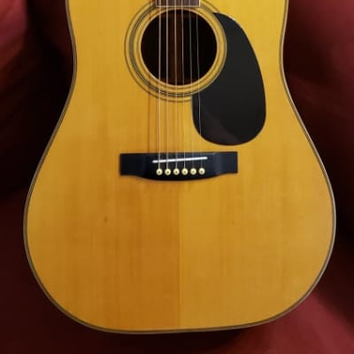 Morales Custom From Zen-On Music Company, Japan - D28 Clone for sale