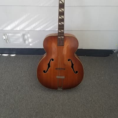 Kay Kord Archtop, Project 1950,s Sunburst for sale