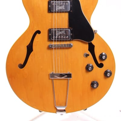 1972 Gibson ES-150 DCN natural blonde for sale