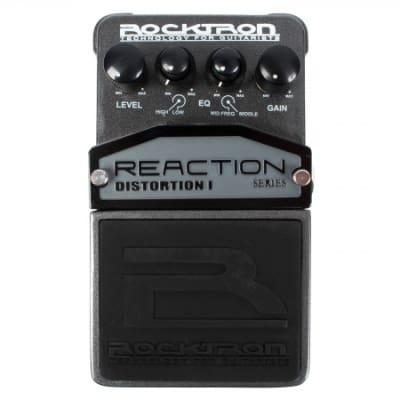 Pedal Rocktron Reaction Distortion 1